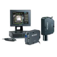 Конфокален лазерен зонов сензор за измерване на отместване LT-9000 серия